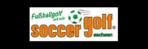 Soccergolf Sachsen Logo