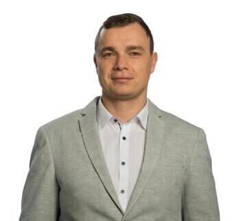 Jens Piesker von onFire digital in einer Autorenbox