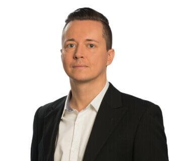 Steve Lohse von der Agentur onFire digital in Dresden