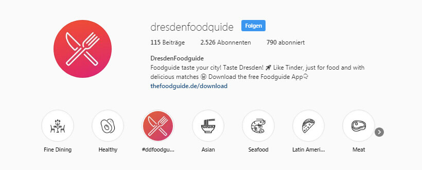 Screenshot Instagram dresdenfoodguide)