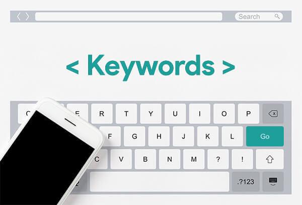 Agentur für Keyword Recherchen
